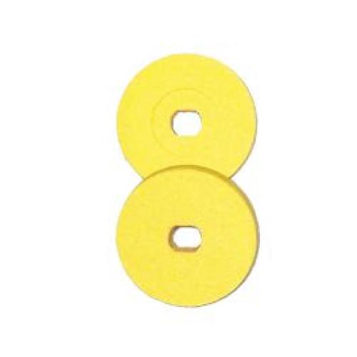 Πέτρες ανταλλακτικές Φ045 κίτρινη για τροχιστικό μαχαιριών