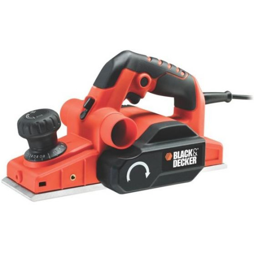 Πλάνη Black-Decker 750W 2.00mm KW750K