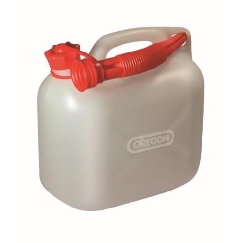 Δοχείο καυσίμου 5 λίτρων λευκό Oregon 0842-972Ε
