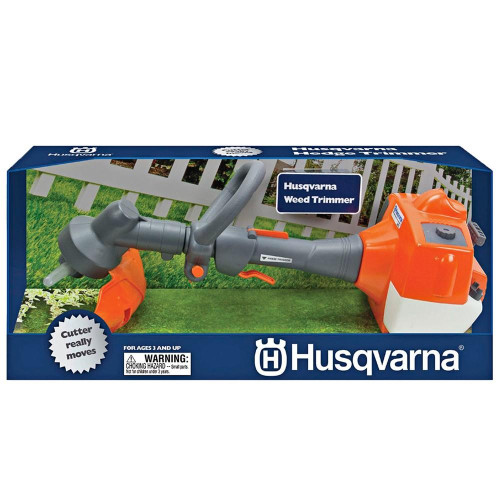 Παιχνίδι Θαμνοκοπτικό με Ήχο και Κλωστή που γυρίζει Husqvarna 5864981-01