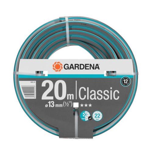 """ΛΑΣΤΙΧΟ CLASSIC 13 mm (1/2"""") 20m Gardena 18003"""