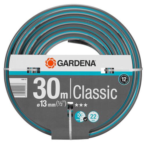 """ΛΑΣΤΙΧΟ CLASSIC 13 MM (1/2"""") 30m Gardena 18009-20"""