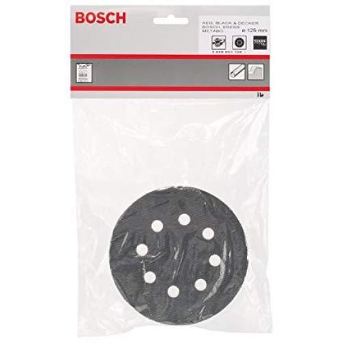 Ενδιάμεση βαση τριβείου Velcro Φ125 με τρύπες BOSCH 2608601126