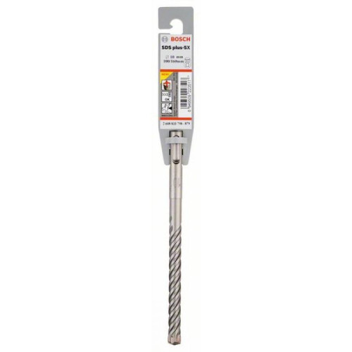 Τρυπάνι Τετράφτερο Bosch SDS-plus 5X 10X100X160 2608833798