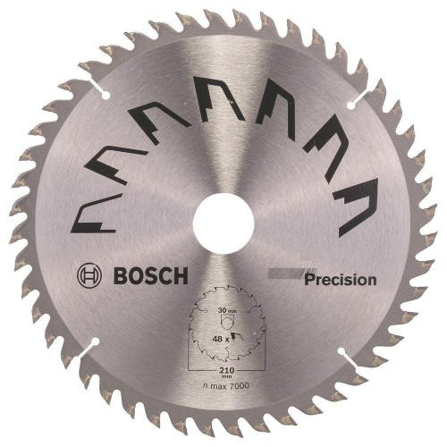 ΔΙΣΚΟΣ BOSCH ΞΥΛΟΥ Precision 210X30mm Z48 2609256873