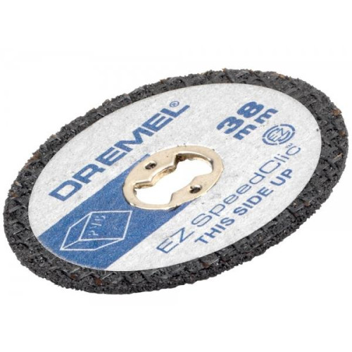 Λεπτοί δίσκοι κοπής πλαστικών 5 τεμ. DREMEL EZ SpeedClic SC476 2615S476JB