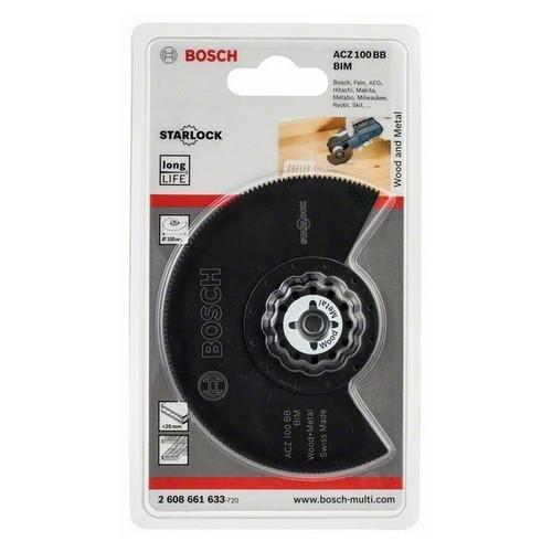 Πριονόλαμα BIM ACZ 100 BB Wood and Metal BOSCH 2608661633