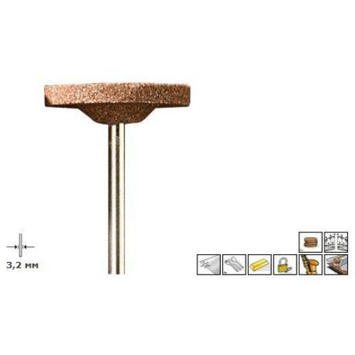 DREMEL Dremel - Λίθος τροχίσματος από οξείδιο αργιλίου 25,4 mm (8215) 2615821532