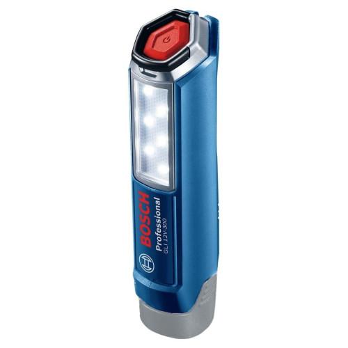 Φακός Bosch GLI12V-300 SOLO (ΧΩΡΙΣ ΦΟΡΤΙΣΤΗ/ΜΠΑΤΑΡΙΕΣ) 06014A1000