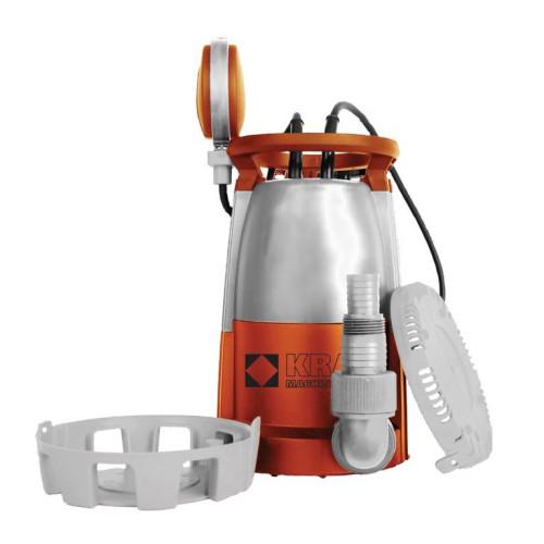 Υποβρύχια Αντλία Ομβρίων-Ακαθάρτων 3 σε 1 400W KRAFT 43515