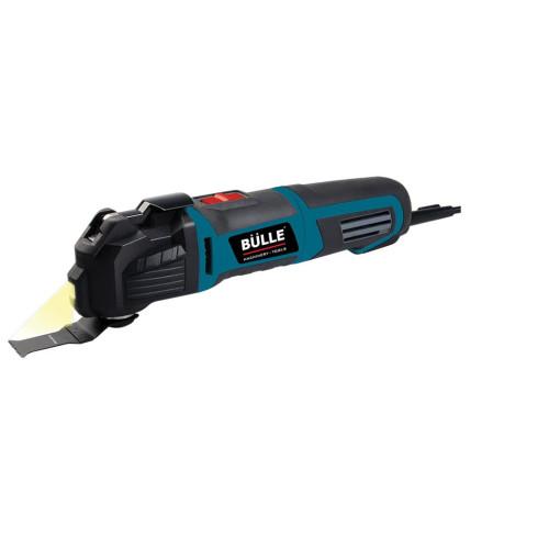Παλμικό Πολυεργαλείο 330 Watt Με Βασικό Σετ Εξαρτημάτων Bulle 633005