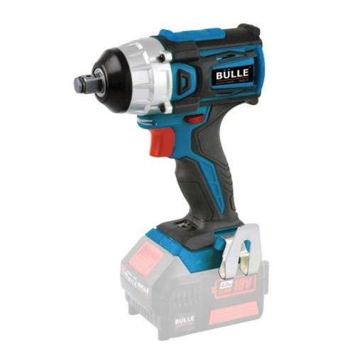 Μπουλονόκλειδο Brushless 18V solo Bulle 633014