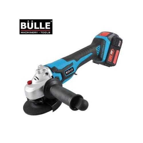 Γωνιακός Τροχός Brushless 18V 1x4Ah Li-Ion Bulle 63450