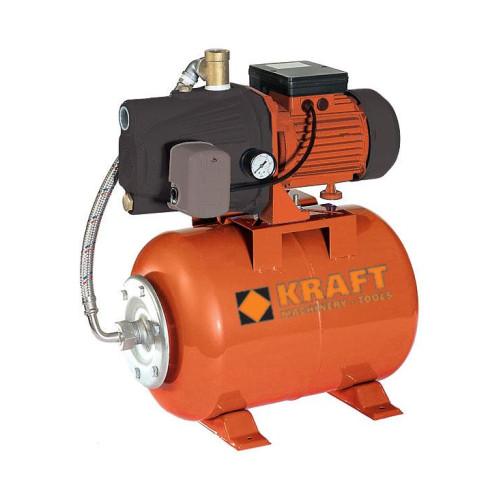 Πιεστικό Kraft KSP-100L/24 1hp 63539
