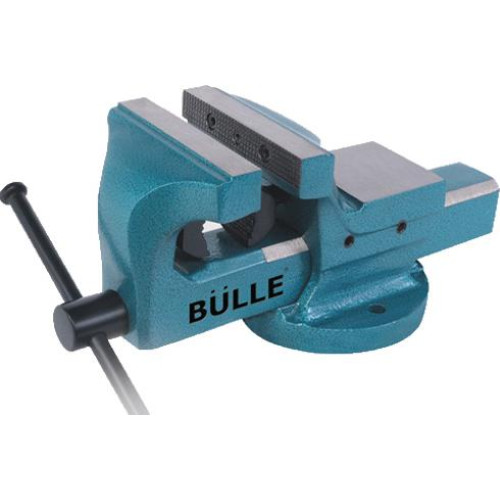 Μέγγενη Πάγκου 100mm Σταθερή Industrial Bulle 64055