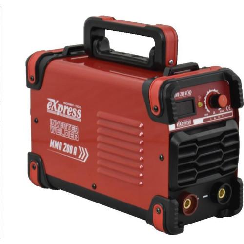 Ηλεκτροκόλληση Inverter Express 657011 (MMA) ηλεκτροδίου 200Α