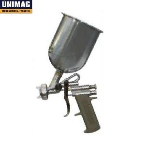 Πιστόλι βαφής Bulle άνω δοχείο 1.5mm BLE-70 600cc 66521