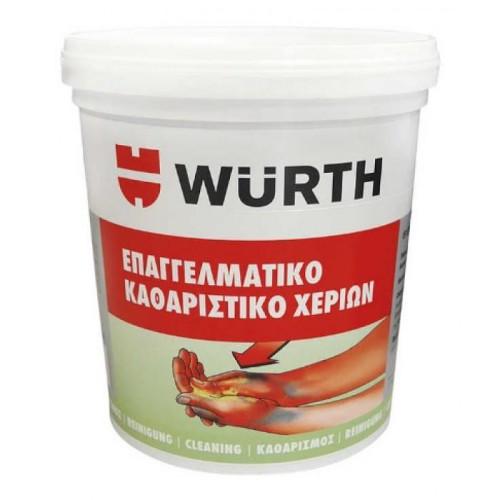 Κρέμα καθαρισμού χεριών 1Lt. WURTH 0893900011