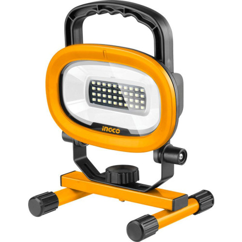 Φορητός προβολέας εργασίας LED 20W INGCO HPLF22002