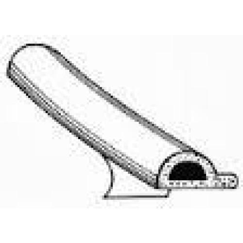 ΤΑΙΝΙΑ ΜΟΝΩΤΙΚΗ ΠΟΡΤΩΝ-ΠΑΡΑΘΥΡΩΝ ΛΕΥΚΗ MIBA STOP1  6m (6x9mm)