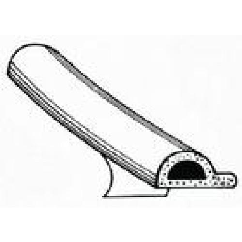 ΤΑΙΝΙΑ ΜΟΝΩΤΙΚΗ ΠΟΡΤΩΝ-ΠΑΡΑΘΥΡΩΝ ΚΑΦΕ MIBA STOP1  6m (6x9mm)