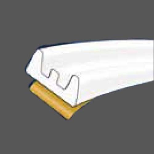 ΤΑΙΝΙΑ ΜΟΝΩΤΙΚΗ ΠΟΡΤΩΝ/ΠΑΡΑΘΥΡΩΝ ΛΕΥΚΗ MIBA STOP2  6m (4*9mm)