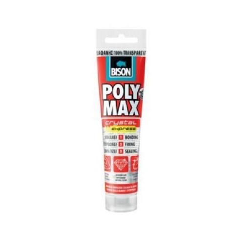 Σφραγιστικό-Συγκολλητικό Poly Max CRYSTAL express 115gr