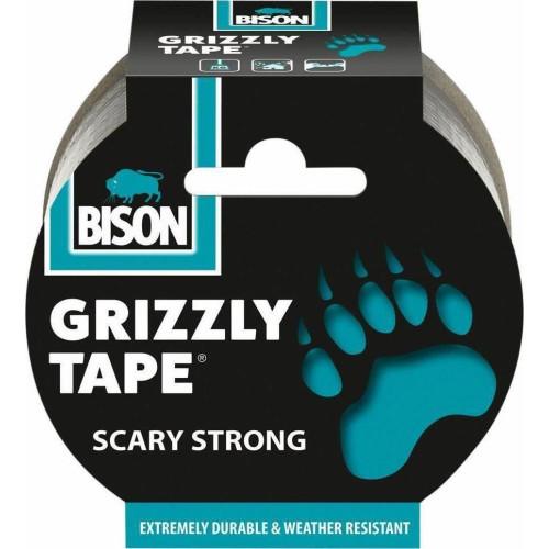 Ισχυρή υφασμάτινη ταινία συγκόλλησης Grizzly 50mmX10m