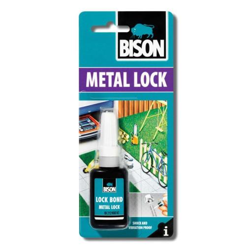 Ασφαλιστικό κόλλα σπειρωμάτων 66473 Bison Metal Lock