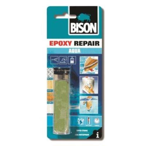 Εποξική Κόλλα πλαστελίνη Bison Epoxy Repair Aqua 56gr