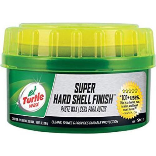 Κερί γυαλίσματος σε πάστα Super Hard Shell Finish 397ml TURTLE WAX 397G