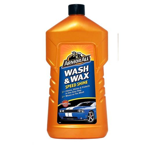 Σαμπουάν αυτοκινήτου με κερί γυαλίσματος Wash & Wax Speed Shine 1L ARMOR ALL 24001