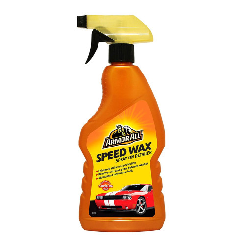 Υγρό κερί σε σπρέι Speed wax spray 500ml ARMOR ALL 44500