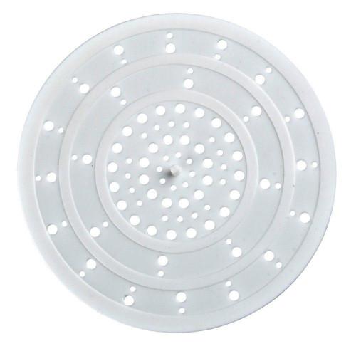 Συλλέκτης σιλικόνης σκουπιδιών νεροχύτη Λευκό Φ12 Wenko 8183100