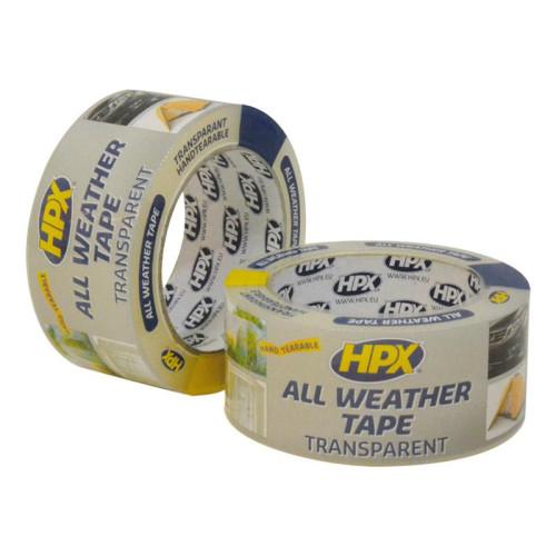 Ταινία Θερμοκηπίου 48mm*25m Διαφανη UV HPX ALL WEATHER 482520122