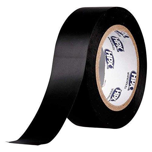 Μονωτική ταινία μαύρη 19mm x 10m HPX IB1910
