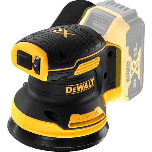 Τριβείο χούφτας Dewalt DCW210N 18V brushless (Χωρίς μπαταρία και φορτιστή)