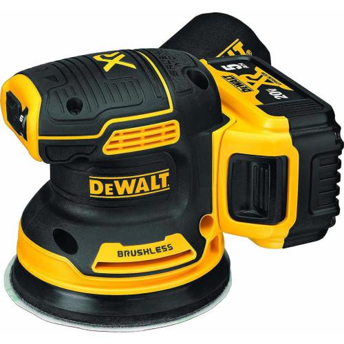 Τριβείο χούφτας Dewalt DCW210P2 18V brushless 18V 2x5Ah