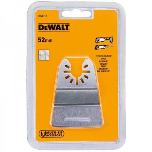 Ξύστρα 52 άκαμπτη DeWALT DT20714