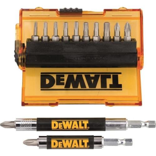 Σετ 14 τεμαχίων μύτες XSTC υψηλών επιδόσεων 25mm σε κασετίνα Dewalt DT71570