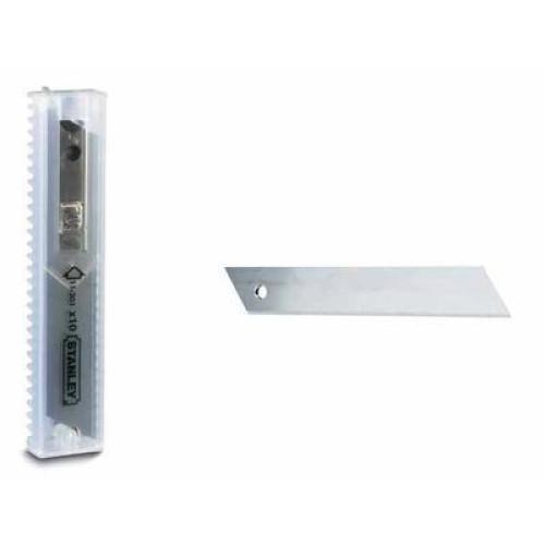Σπαστή λάμα 9mm 10τεμ STANLEY 1-11-300