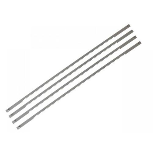 Ανταλλακτικές Λάμες για Πριόνι Ειδικών Εφαρμογών 160mm 4 Τεμάχια STANLEY 0-15-061