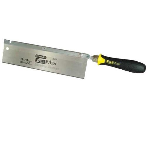 Πριονι ακριβειας αντιστρεφομενο 250mm STANLEY Fatmax 0-15-252
