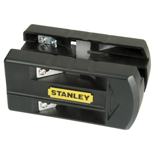 Ξυστρα περιθωρίων διπλής όψης για μελαμίνες, 12.7 - 25,4mm stanley STHT0-16139