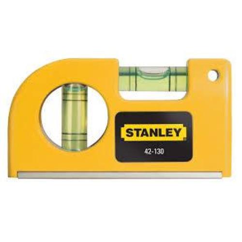 Αλφάδι τσέπης με μαγνήτη STANLEY 0-42-130