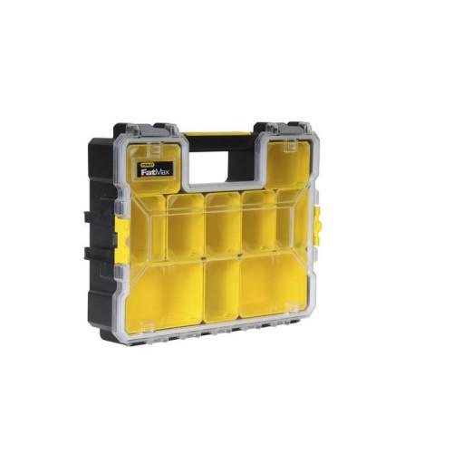 Επαγγελματική Ταμπακιέρα με βάθος και Πλαστικά Κουμπώματα FatMax STANLEY 1-97-521