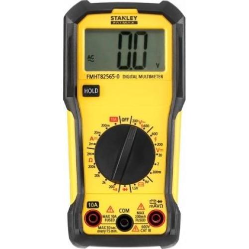 Πολύμετρο Ψηφιακό 600VAC/DC Stanley Fatmax FMHT82565-0