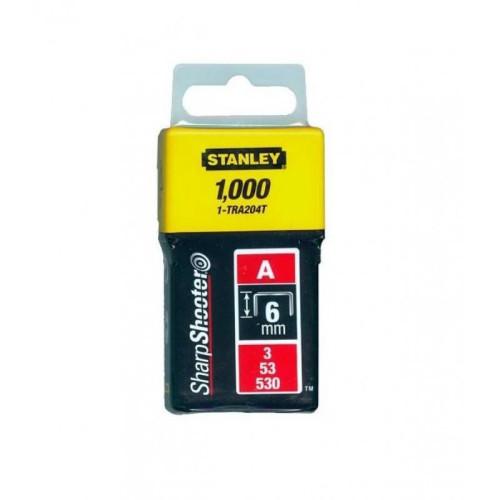 ΔΙΧΑΛΑ STANLEY  6mm 1000pcs A5/53/530 1-TRA204T