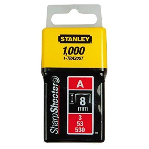 ΔΙΧΑΛΑ STANLEY  8mm 1000pcs A5/53/530 1-TRA205T