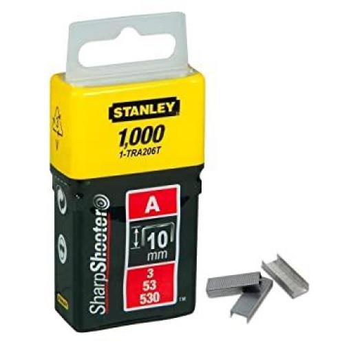 ΔΙΧΑΛΑ STANLEY  10mm 1000pcs A5/53/530 1-TRA206T